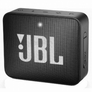 JBL GO 2 BLK(ブラック) Bluetooth対応ポータブル...