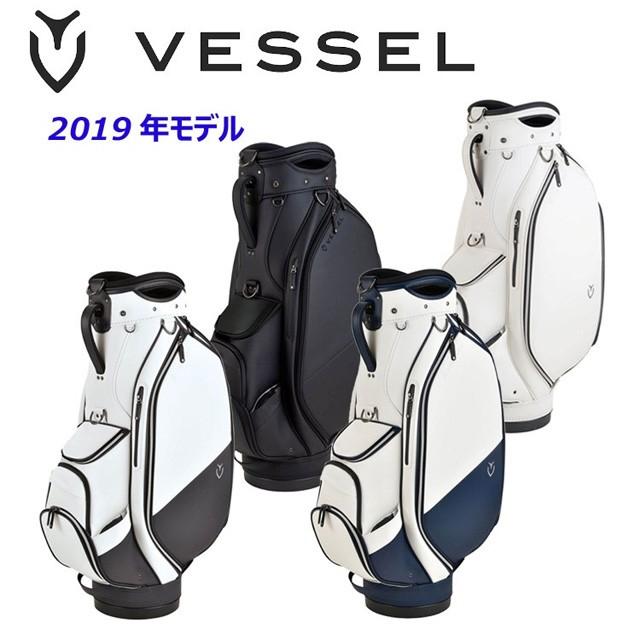 【2019年モデル】VESSEL ベゼル キャディバッグ C...