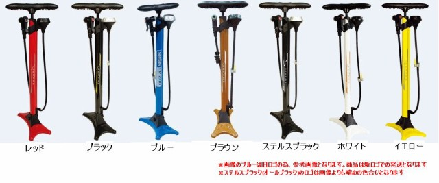 ▲SERFAS【サーファス】 FP-200 floor pumps 空...