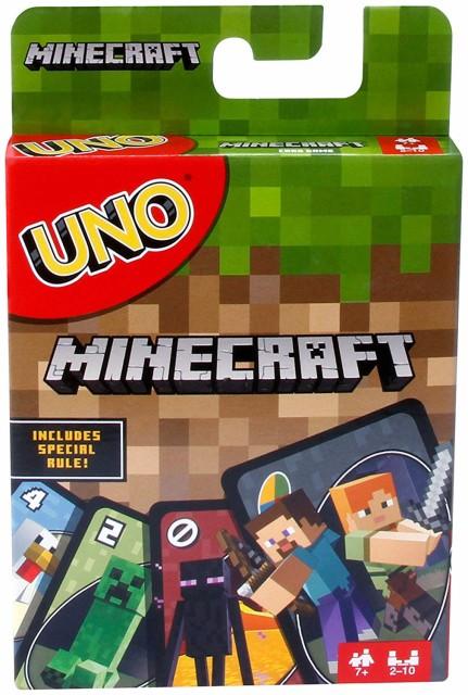 UNO マインクラフト カードゲーム UNO MINECRA...