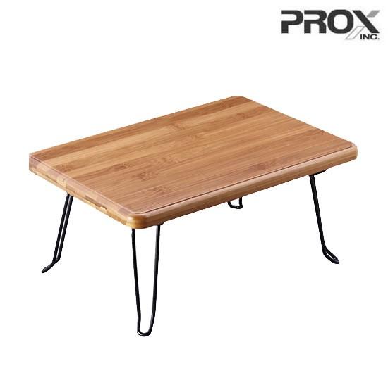 プロックス バンブーA3テーブル 折りたたみ机 ...