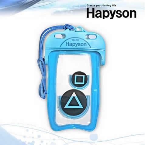 ハピソン 防水ケース スマホケース 携帯用  Y...