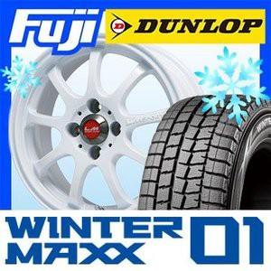 DUNLOP ウインターマックス 01 155/65R14 14イン...