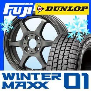 DUNLOP ウインターマックス 01 WM01 155/65R14 14...