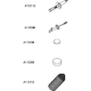 白光 スプリングフィルター(10個入) A1010(中古品...