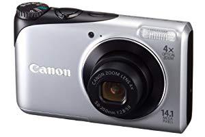 (中古品)Canon デジタルカメラ PowerShot A2200 ...