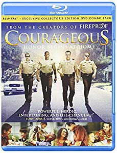 Courageous (Blu Ray + DVD Collector's Edition ...