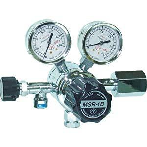 分析機用二段圧力調整器 MSR-1B MSR1B11TRC(中古...