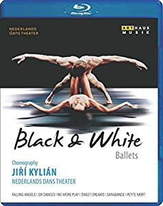 Black & White Ballets [Blu-ray](中古品)