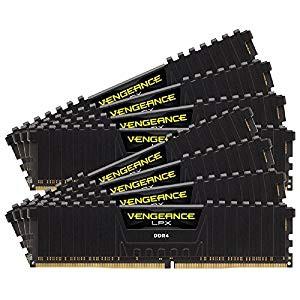 CORSAIR DDR4 メモリモジュール VENGEANCE LPX Se...