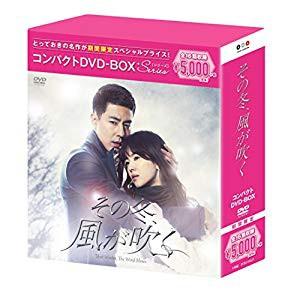 その冬、風が吹く コンパクトDVD-BOX(スペシャル...