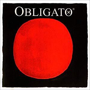 オブリガート OBLIGATOバイオリン弦(4/4)セット E...