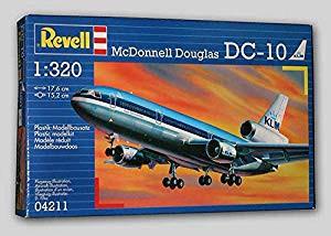 ドイツレベル 1/320 DC-10 04211 プラモデル(未使...