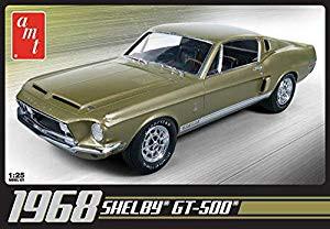 1/25 1968 シェルビー GT500 AMT634 [Shelby] ...