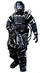 KILLZONE Hazmat Trooper 1/6スケール ABS&PVC製 ...