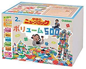 学研 (Gakken) ニューブロック ボリューム500 17...