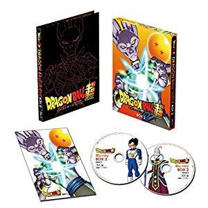 ドラゴンボール超 Blu-ray BOX2(未使用品)