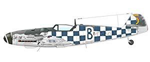 エデュアルド 1/48 フィンランド空軍 メッサーシ...