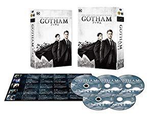 GOTHAM/ゴッサム 4thシーズン DVDコンプリート・...