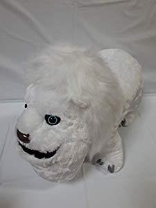 シャクレルプラネット ホワイトライオン BIG ぬい...