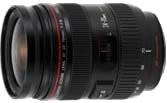 【中古 良品】 Canon 標準ズームレンズ EF24-70mm...