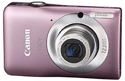 【中古 良品】 Canon デジタルカメラ IXY 200F ピ...