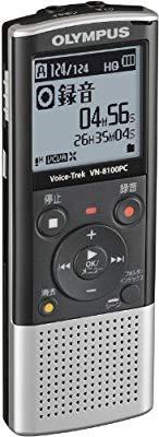 【中古 良品】 OLYMPUS ICレコーダー VoiceTrek V...