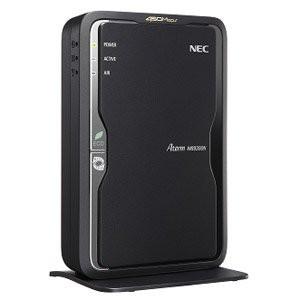 【中古 良品】 NEC Aterm WR9300N[HPモデル] PA-W...