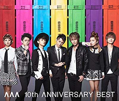 【中古 良品】 AAA 10th ANNIVERSARY BEST(ALBUM3...