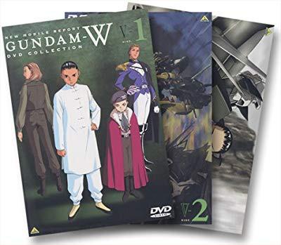 【新品】 新機動戦記ガンダム W DVD COLLECTION 5...