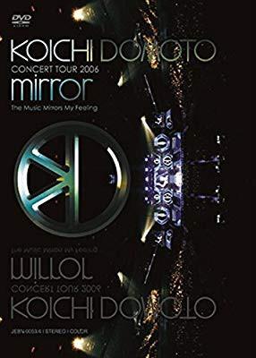 【新品】 KOICHI DOMOTO CONCERT TOUR 2006 mirro...
