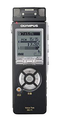 OLYMPUS ICレコーダー Voice-Trek DS-71(未使用の...
