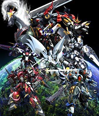 第2次スーパーロボット大戦OG COMPLETE BD BOX - ...