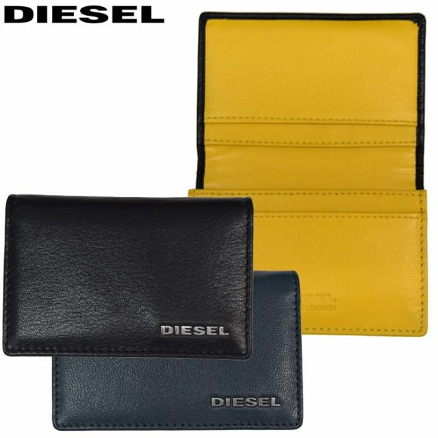 ディーゼル DIESEL 名刺入れ カードケースX05661 ...