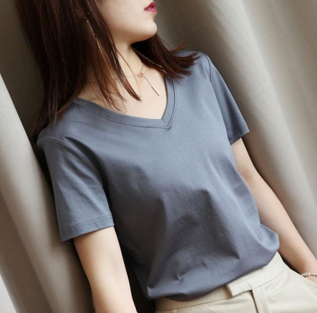 (取寄商品)Tシャツ シルケット加工Tシャツ 3色・...