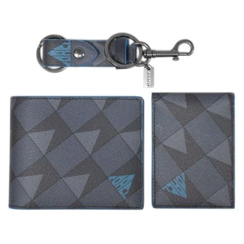 コーチ 財布 2826-QBNAV メンズ 二つ折り札入れ ...