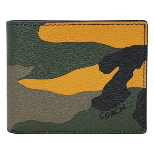 コーチ 財布 F32438-TAG COACH メンズ 二つ折り ...