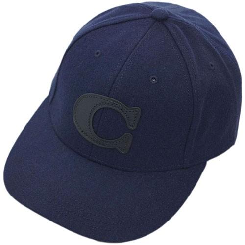 コーチ 帽子 F33818-NAV COACH キャップ ウ...