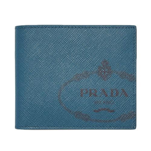 プラダ 財布 2MO513 PRADA メンズ 二つ折り 札入...
