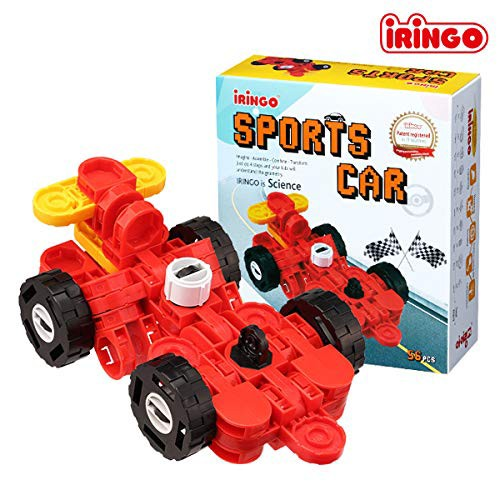 iRiNGO アイリンゴ56ピース 知育玩具ブロック