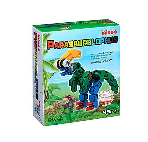iRiNGO アイリンゴ45ピース 知育玩具ブロック