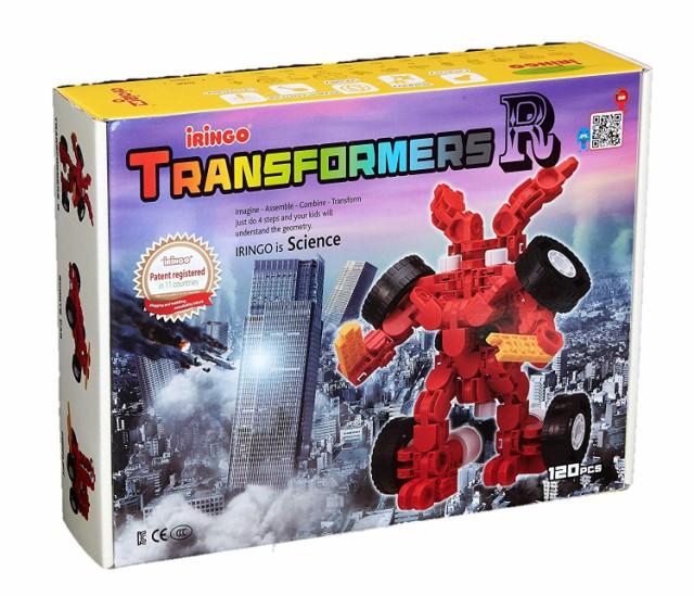 iRiNGO アイリンゴ120ピース 知育玩具ブロック