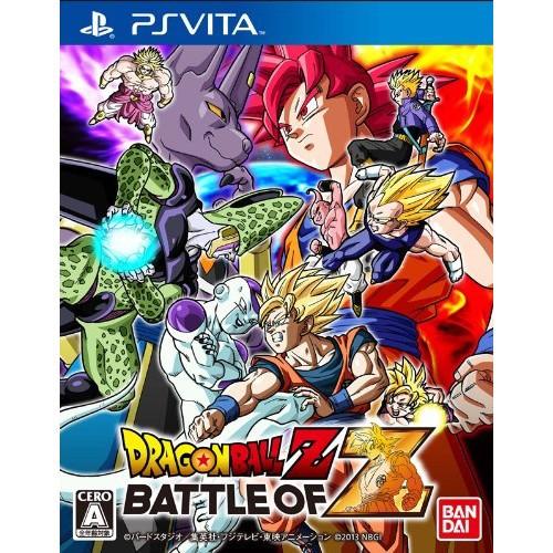 中古 ドラゴンボールZ BATTLE OF Z - PS Vita