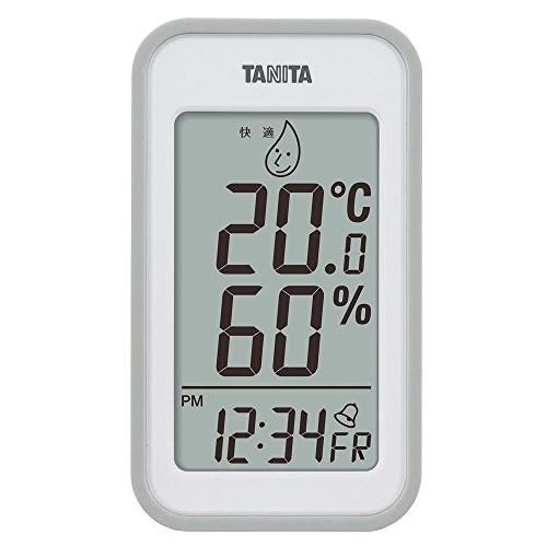 タニタ デジタル温湿度計 置き掛け両用タイプ/マ...