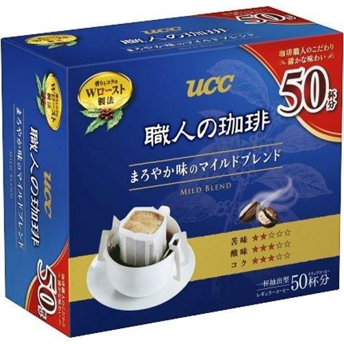 UCC 職人の珈琲 ドリップコーヒー まろやか味のマ...