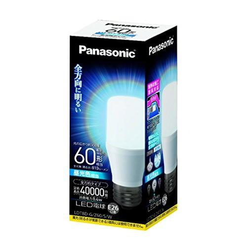 パナソニック LED電球 口金直径26mm  電球60W形相...