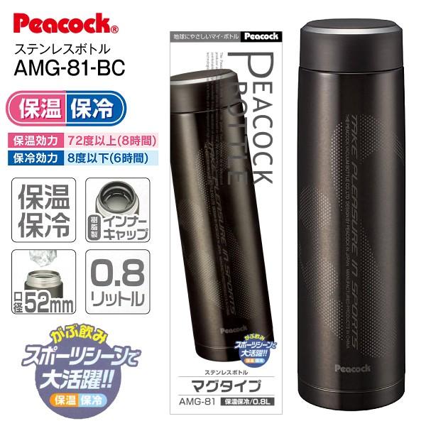【送料無料】(AMG81BC)Peacock マグボトル(スポ...