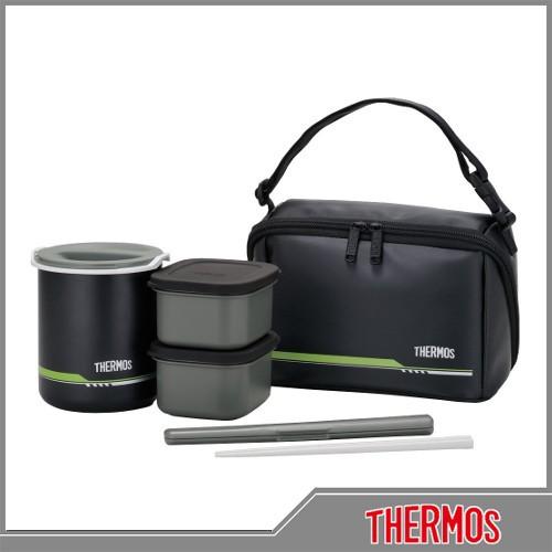 《THERMOS(サーモス)》保温弁当箱 DBQ-502 MTBK ...