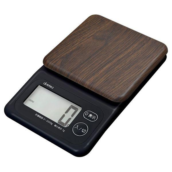●ドリテック デジタルスケール フォレスト 2kg ...