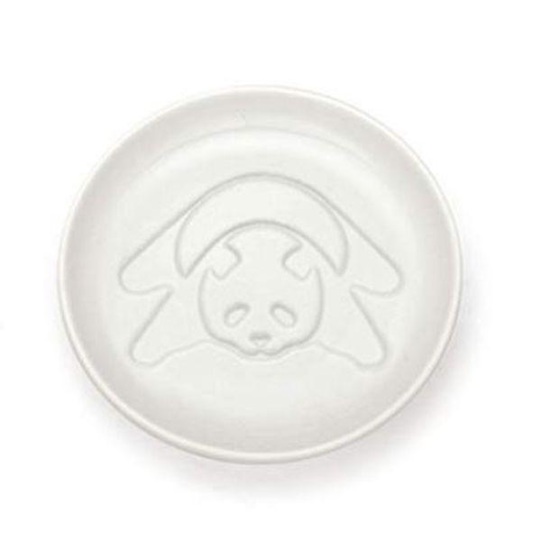 ●○アルタ パンダ醤油皿 だれる 小物入れ かわ...